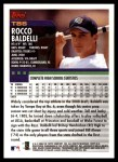 2000 Topps Traded #86 T Rocco Baldelli  Back Thumbnail