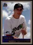 2000 Topps Traded #86 T Rocco Baldelli  Front Thumbnail