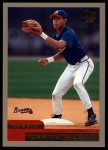 2000 Topps Traded #39 T Tony Pena Jr.  Front Thumbnail