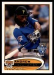 2012 Topps Update #9  Andrew McCutchen  Front Thumbnail