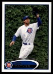 2012 Topps Update #25  Joe Mather  Front Thumbnail