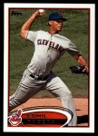 2012 Topps Update #31  Esmil Rogers  Front Thumbnail