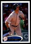 2012 Topps Update #45  Eric Chavez  Front Thumbnail