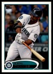 2012 Topps Update #84  Eric Thames  Front Thumbnail
