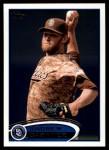 2012 Topps Update #89  Andrew Cashner  Front Thumbnail