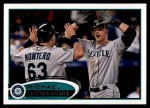 2012 Topps Update #90  Michael Saunders  Front Thumbnail