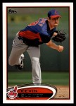 2012 Topps Update #94  Kevin Slowey  Front Thumbnail