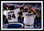 2012 Topps Update #116  Chris Denorfia  Front Thumbnail