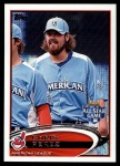 2012 Topps Update #200  Chris Perez  Front Thumbnail
