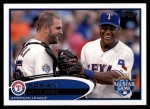 2012 Topps Update #220  Adrian Beltre  Front Thumbnail