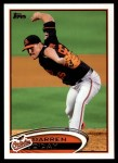 2012 Topps Update #267  Darren O'Day  Front Thumbnail