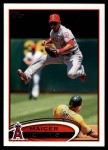 2012 Topps Update #288  Maicer Izturis  Front Thumbnail