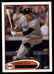 2012 Topps Update #297  Hunter Pence  Front Thumbnail