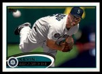 2012 Topps Update #303  Kevin Millwood  Front Thumbnail