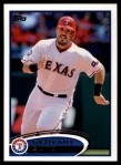 2012 Topps Update #328  Geovany Soto  Front Thumbnail