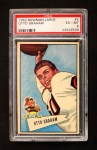 1952 Bowman Large #2  Otto Graham  Front Thumbnail