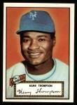 1952 Topps REPRINT #3  Hank Thompson  Front Thumbnail