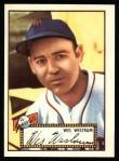 1952 Topps REPRINT #75  Wes Westrum  Front Thumbnail