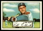 1952 Topps REPRINT #14  Bob Elliott  Front Thumbnail