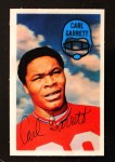1970 Kelloggs #27  Carl Garrett  Front Thumbnail