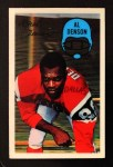 1970 Kelloggs #18  Al Denson  Front Thumbnail