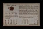 1970 Kelloggs #44  Johnny Roland  Back Thumbnail