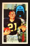 1970 Kelloggs #57  Ed Meador  Front Thumbnail