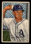 1952 Bowman #118  Ray Murray  Front Thumbnail