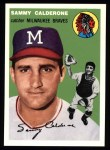 1994 Topps 1954 Archives #68  Sammy Calderone  Front Thumbnail
