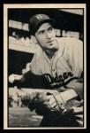 1953 Bowman B&W #60  Billy Cox  Front Thumbnail