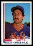1982 Topps Traded #94 T Charlie Puleo  Front Thumbnail