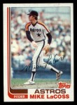 1982 Topps Traded #61 T Mike LaCoss  Front Thumbnail
