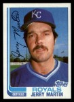 1982 Topps Traded #65 T Jerry Martin  Front Thumbnail