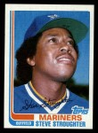 1982 Topps Traded #114 T Steve Stroughter  Front Thumbnail