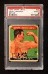 1933 Goudey Sport Kings #43  Primo Carnera   Front Thumbnail