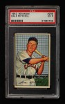 1952 Bowman #239  Dale Mitchell  Front Thumbnail