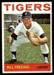 1964 Topps #407  Bill Freehan  Front Thumbnail