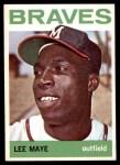 1964 Topps #416  Lee Maye  Front Thumbnail