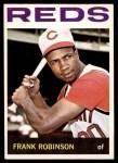 1964 Topps #260  Frank Robinson  Front Thumbnail