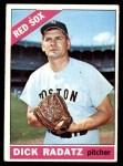 1966 Topps #475  Dick Radatz  Front Thumbnail