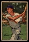1952 Bowman #6  Virgil Stallcup  Front Thumbnail