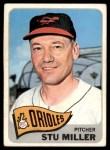 1965 Topps #499  Stu Miller  Front Thumbnail