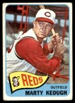 1965 Topps #263  Marty Keough  Front Thumbnail
