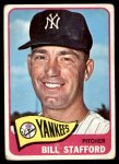 1965 Topps #281  Bill Stafford  Front Thumbnail