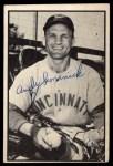 1953 Bowman B&W #7  Andy Seminick  Front Thumbnail