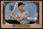 1955 Bowman #23  Al Kaline  Front Thumbnail