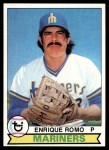 1979 Topps #548  Enrique Romo  Front Thumbnail