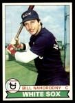 1979 Topps #169  Bill Nahorodny  Front Thumbnail