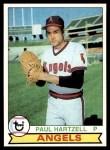 1979 Topps #402  Paul Hartzell  Front Thumbnail
