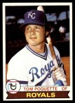 1979 Topps #476  Tom Poquette  Front Thumbnail